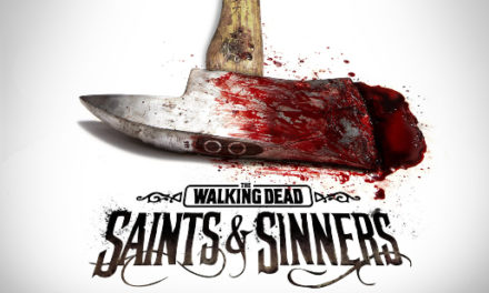 THE WALKING DEAD: SAINTS & SINNERS ON OCULUS RIFT