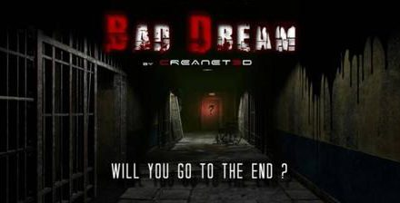 Best Horror VR Game Bad Dream