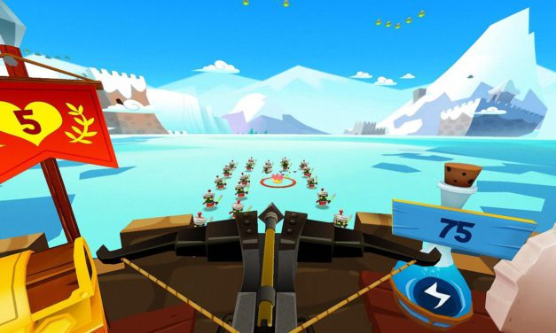 Romans From Mars 360 Vr ios & Android game 2020