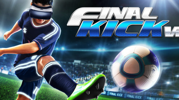 Final Kick VR – Virtual Reality free soccer game