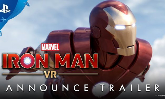 Marvel's Iron man PlayStation VR Game gets delayed till May 3.