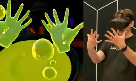 Oculus update :- now you can use 5 hand traking experiences