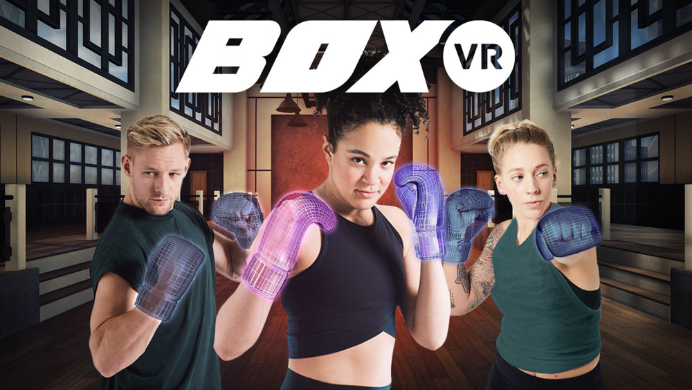 Box VR best boxing game in oculus quest