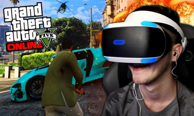 Now you can Play GTA 5 in VR MODE