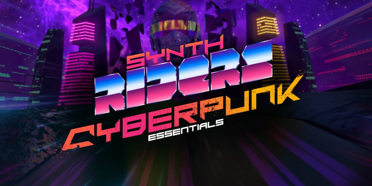 Synth Riders Cyberpunk Essentials Pack Update
