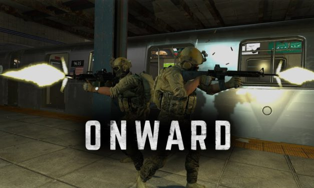 ONWARD – Shoot your ENEMIES now