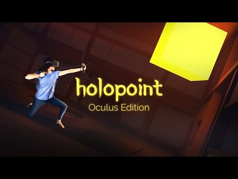 Holopoint Oculus  :- Stay fit at home